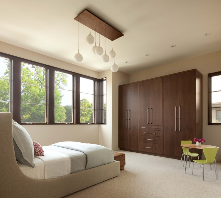 Most Elegant Modern Wood wardrobe Bedroom Designs