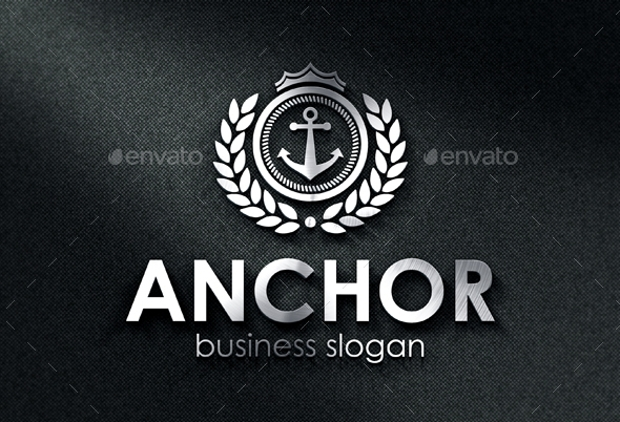 19 anchor logos free editable psd ai vector eps format download anchor logo template thecheapjerseys Images