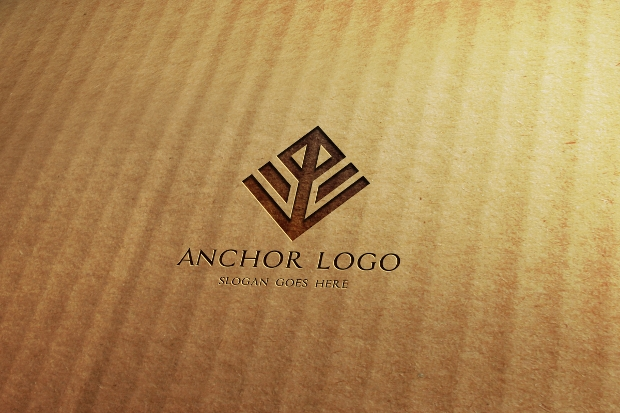 Anchor Vector Logo