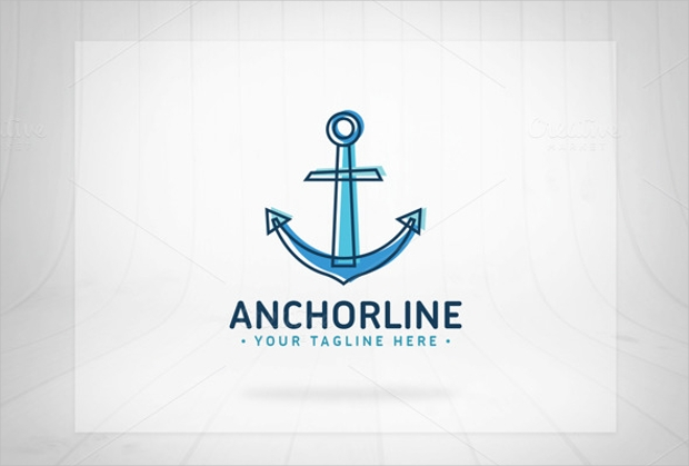 Anchor Line Logo
