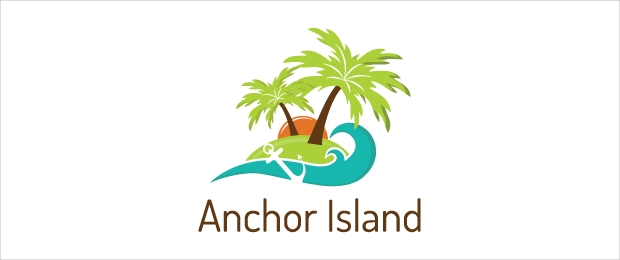 Anchor Island Logo