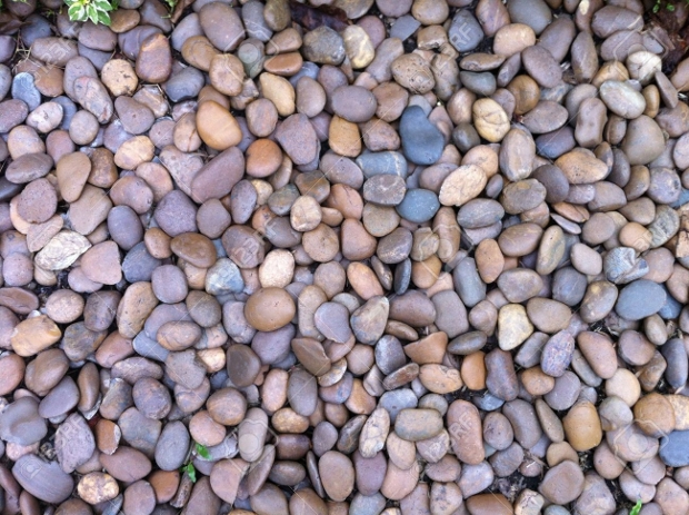 Small Pebbles Rock Pattern
