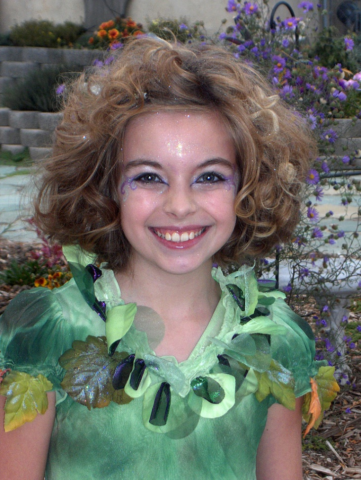 Tinkerbell Makeup for Kids