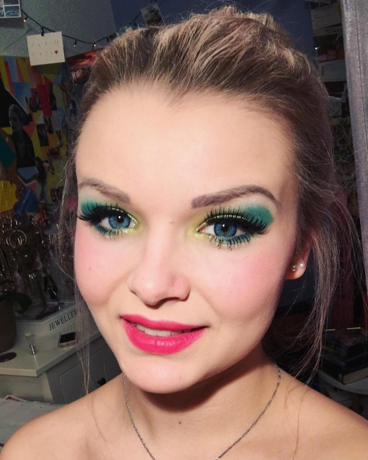 Awesome Disney Makeup Idea