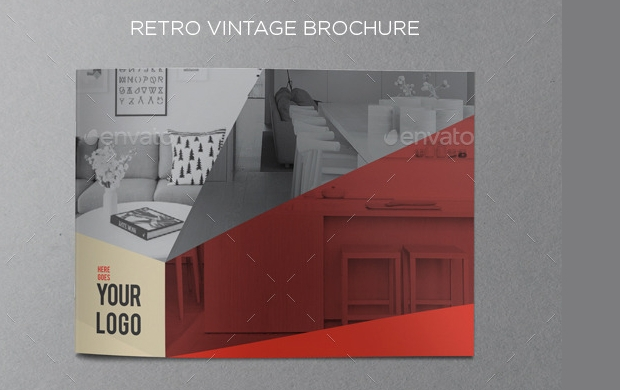 Retro and Vintage Brochure