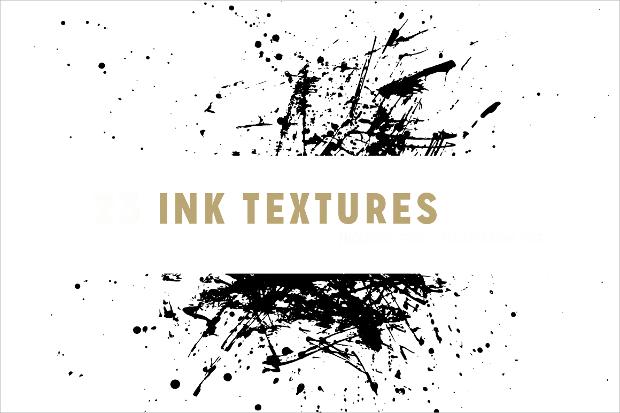 ink splatter psd texture