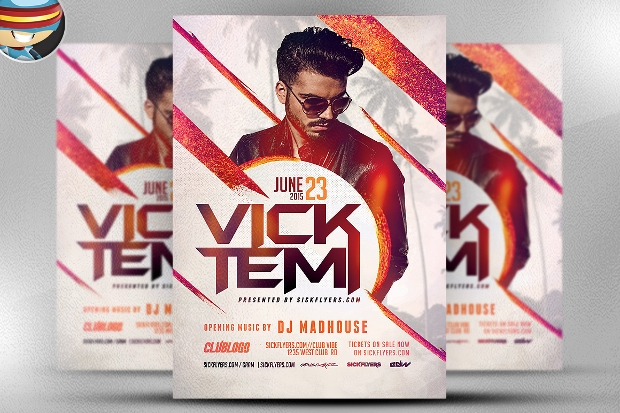 Premium Dj Flyer Template