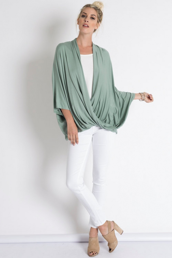 Forever 21 Surplice Top