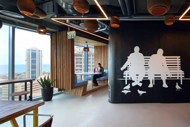 office wall art idea