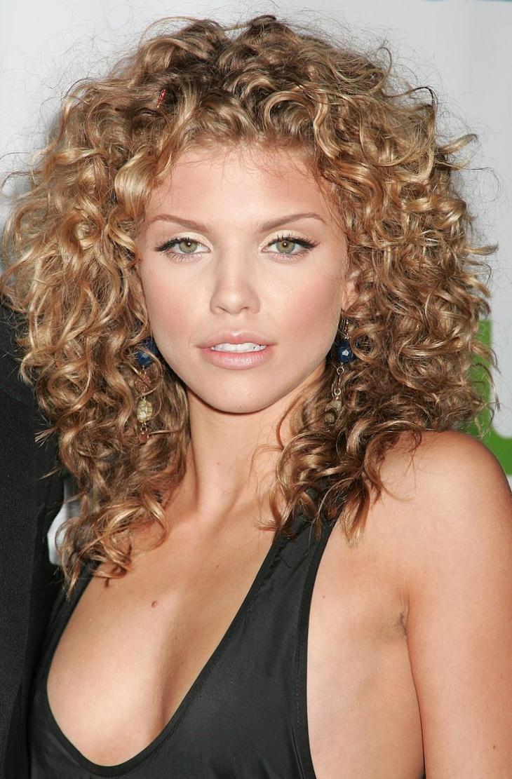annalynne mccord loose curl perm design