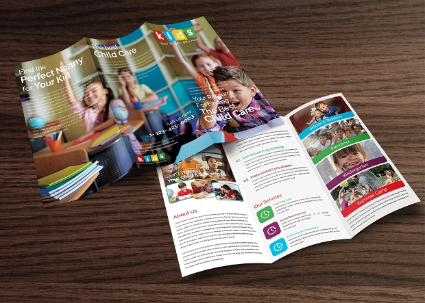 Kids Bifold Brochure