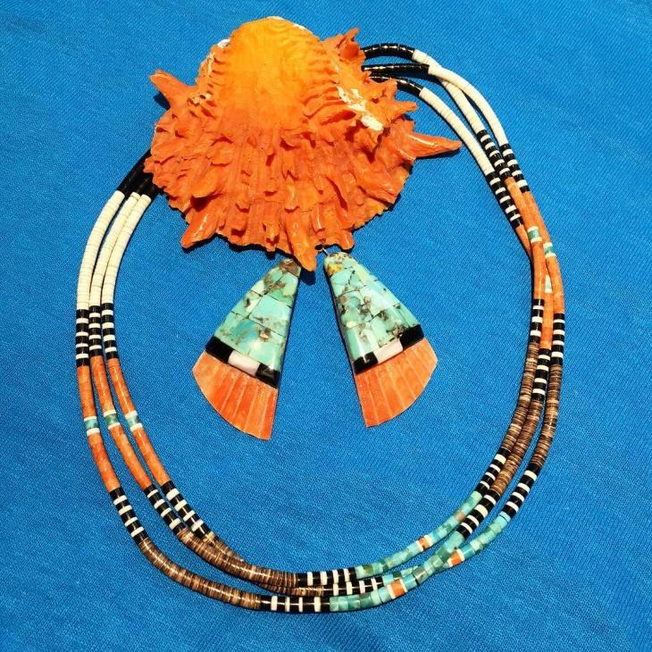 bead mosaic jewelry