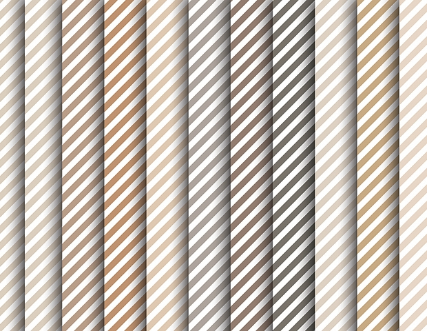 Natural Striped Patterns