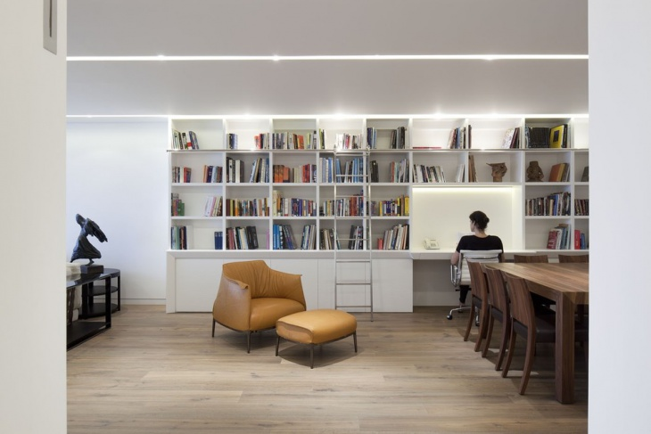 open space library idea