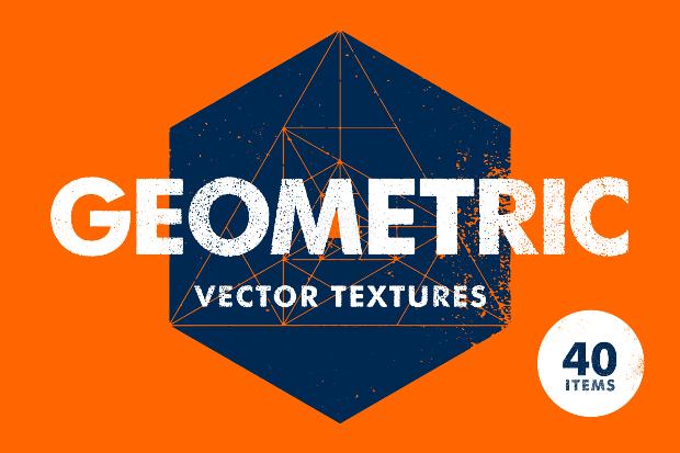 vector geometric texture