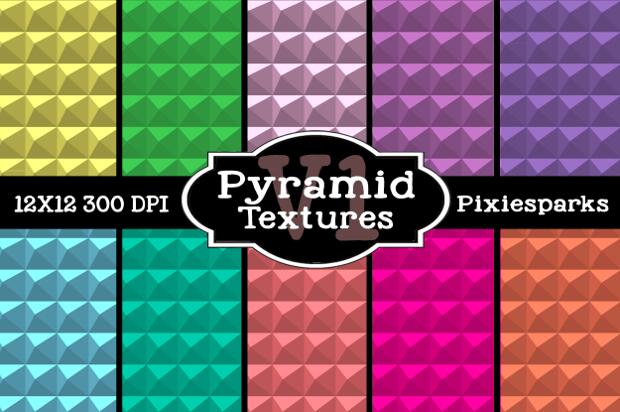 Pyramid Geometric Texture