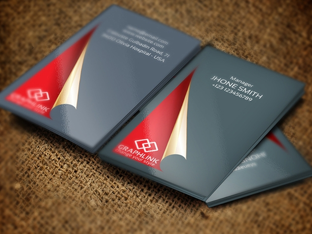 Red Carpet Business Invitation