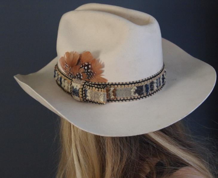 White Cowboy Hat Idea
