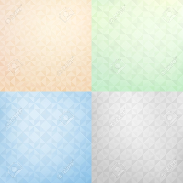 Light Mosaic Geometric Texture