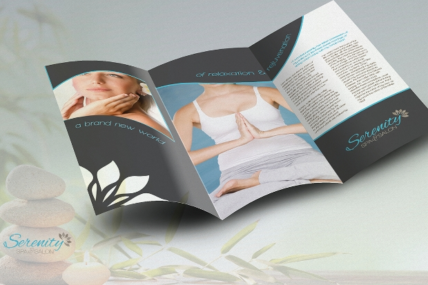 Spa Resort Brochure