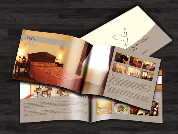 Tour Travel Guide Brochure