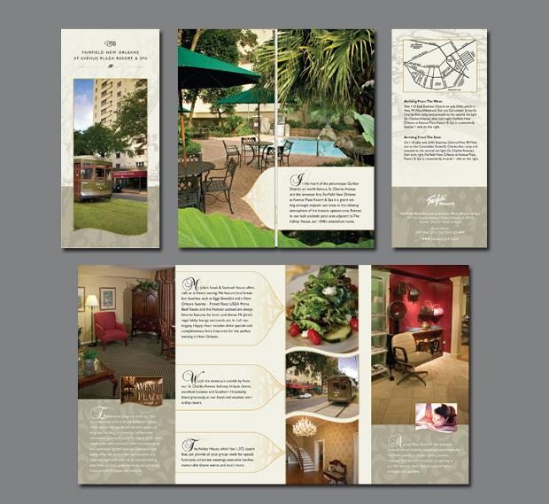 Avenue Plaza Resort Brochure