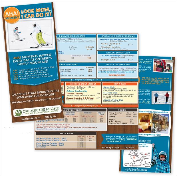 Calabogie Peaks Resort Brochure