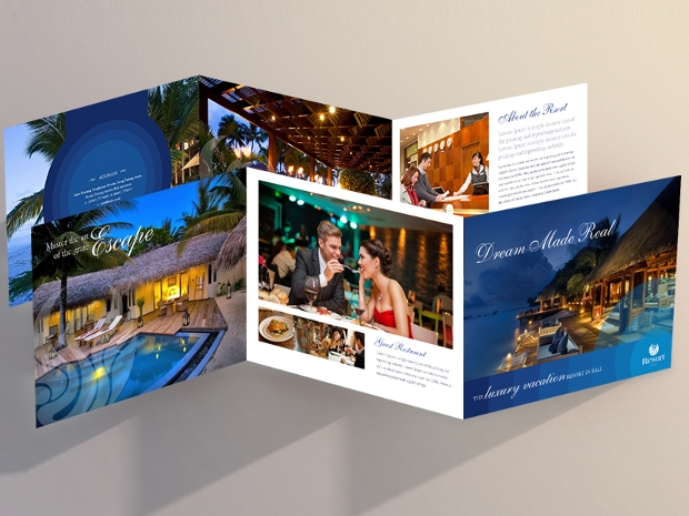 18 resort brochures free psd ai indesign vector eps for Hotel brochure design templates