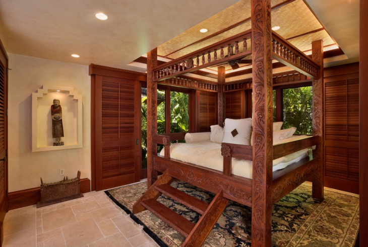20 Treehouse Bedroom Designs Ideas Design Trends