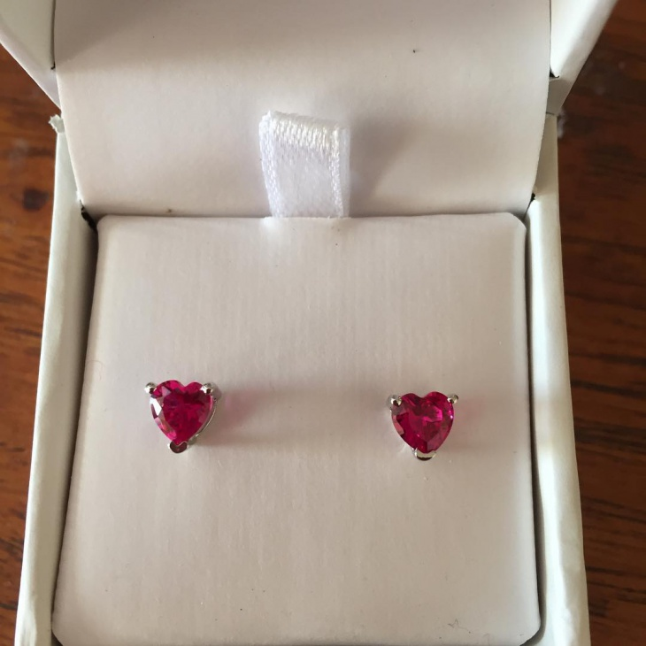love ruby earring ideas