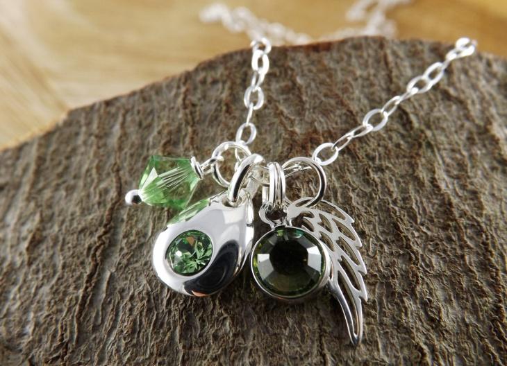 Peridot Angel Jewelry Design