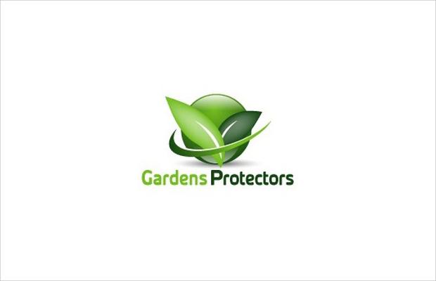 Gardener Protectors Plant Logo