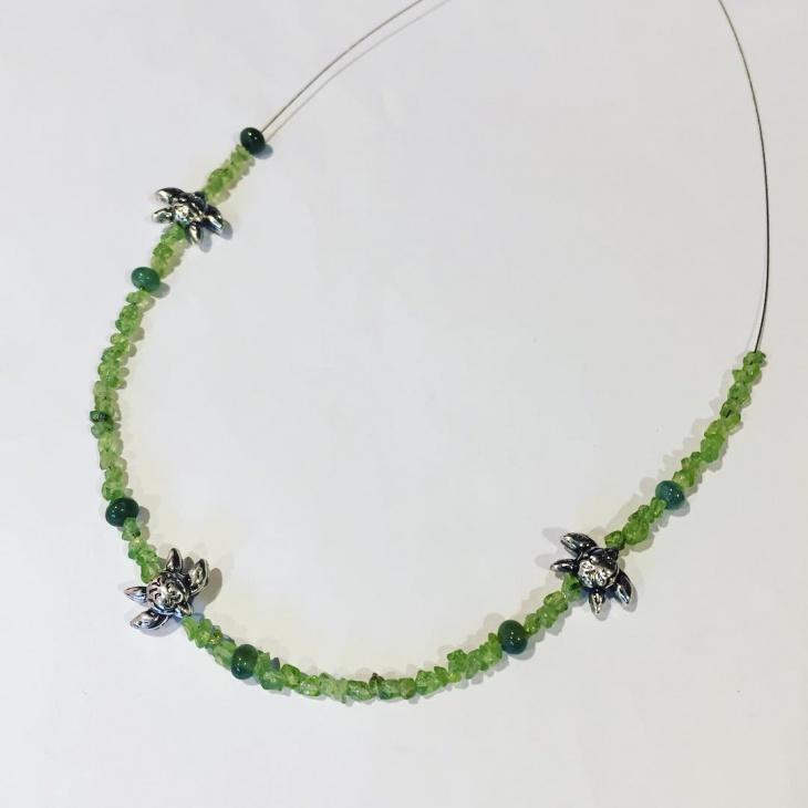 Handmade Peridot Jewelry