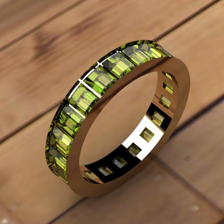 Gorgeous Peridot Jewelry