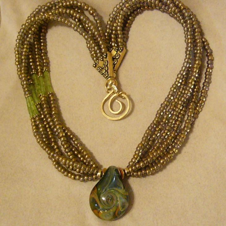 Trendy Peridot Jewelry