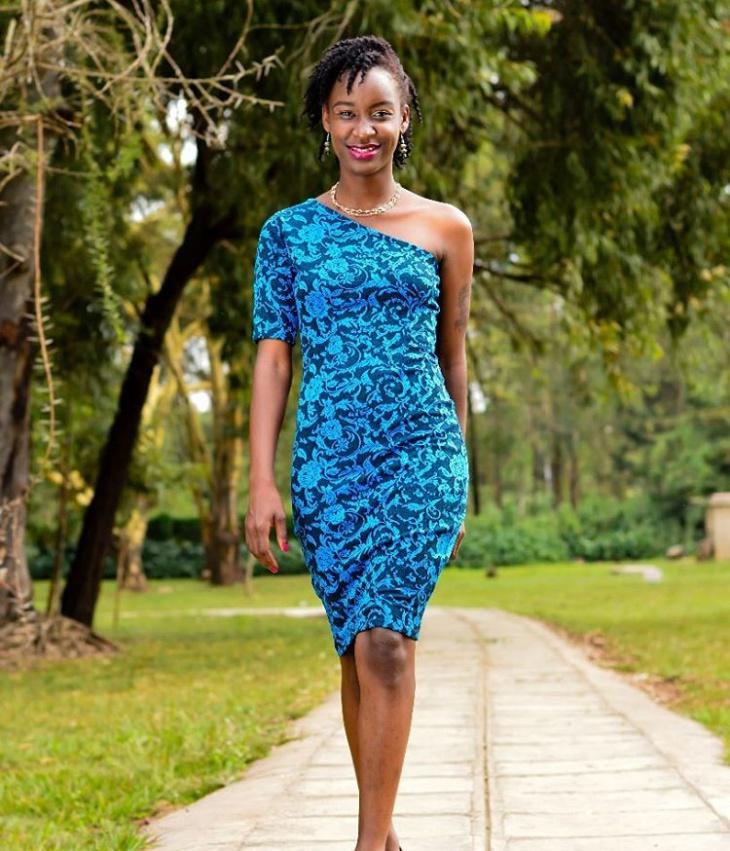 Fancy Flamboyant Dress Design