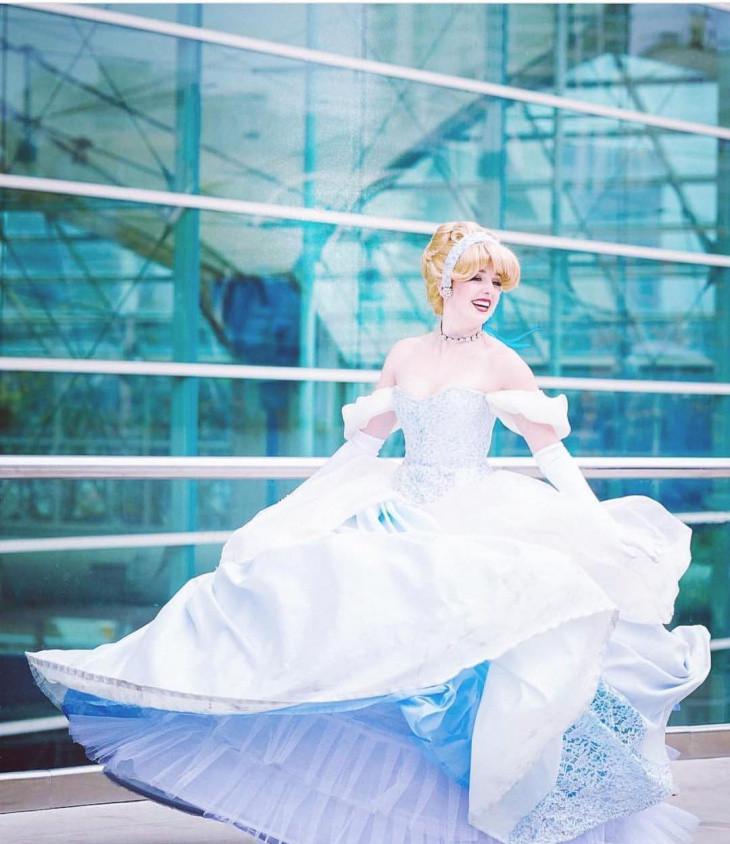 flamboyant prom dress