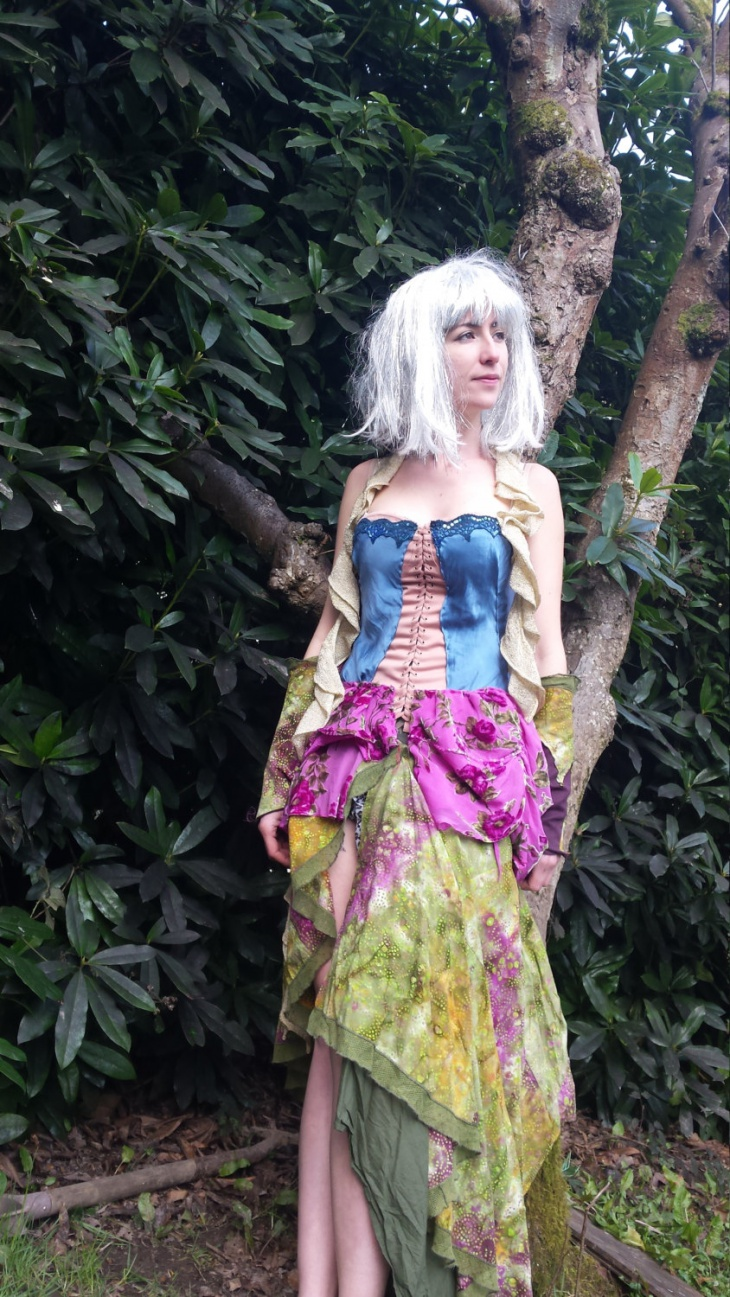 Cool Flamboyant Maxi Dress