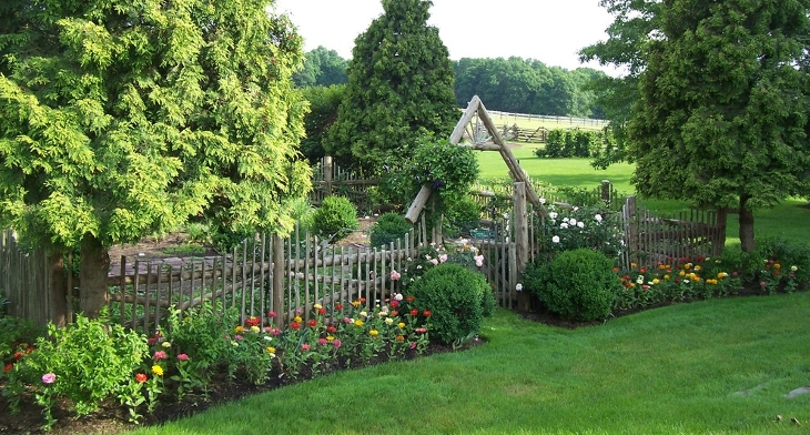 20+ Shrub Garden Designs, Ideas | Design Trends - Premium PSD ...
