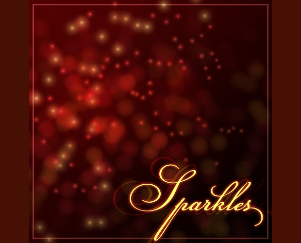 High Resolution Sparkle Brushes