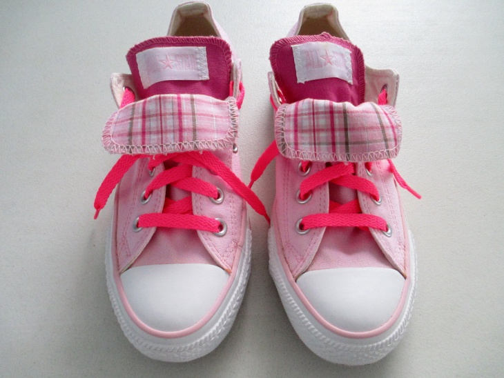 Bubble Gum Pink Shoes