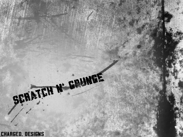 Scratch and Grunge Brushes