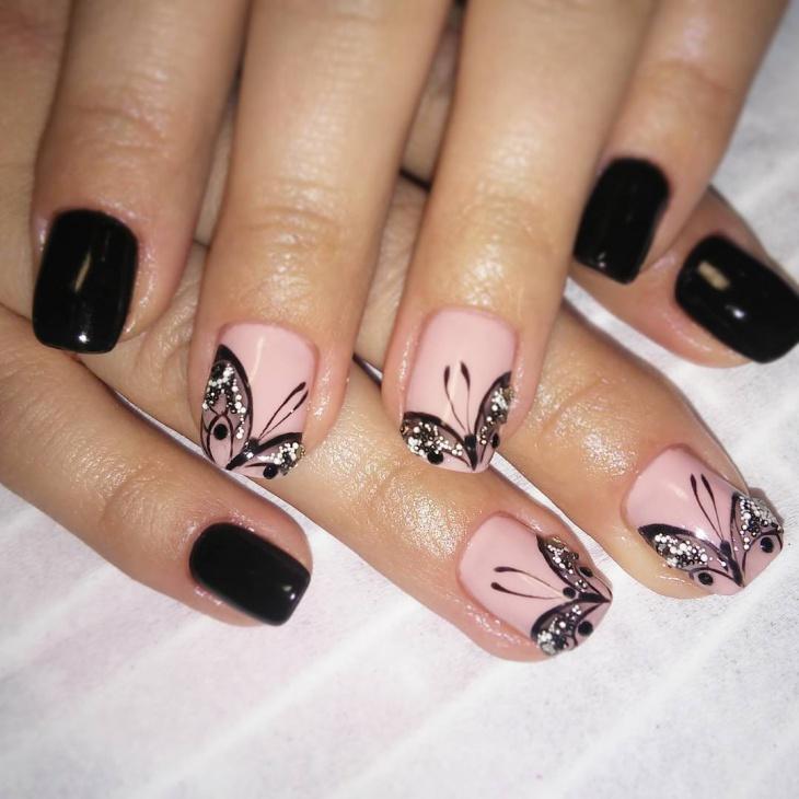 Lovely Summer Nail Art Idea
