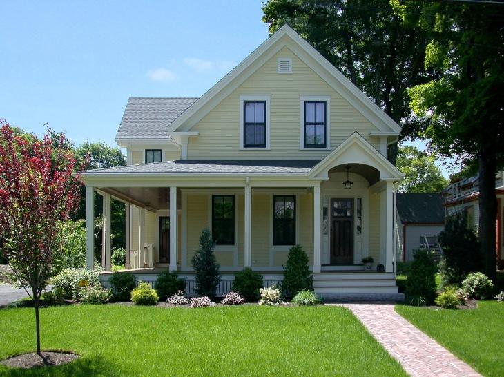 20 Front Porch Roof Designs Ideas Design Trends