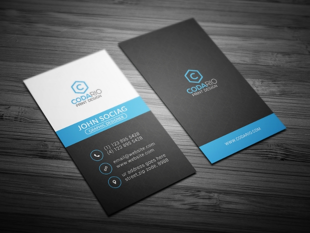 60 business cards free printable psd eps word format download