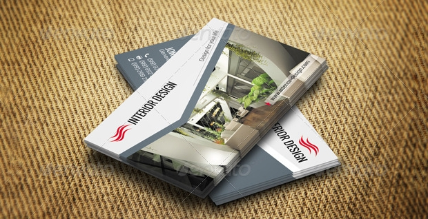 business cards interior design. Creative Interior Design Business Card Cards U
