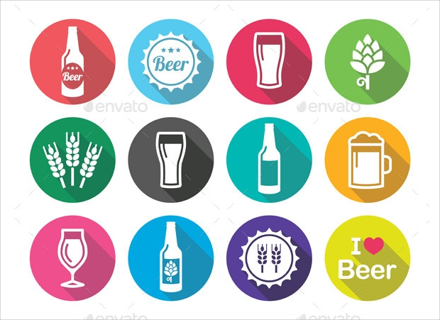 High Quality Beer Icons