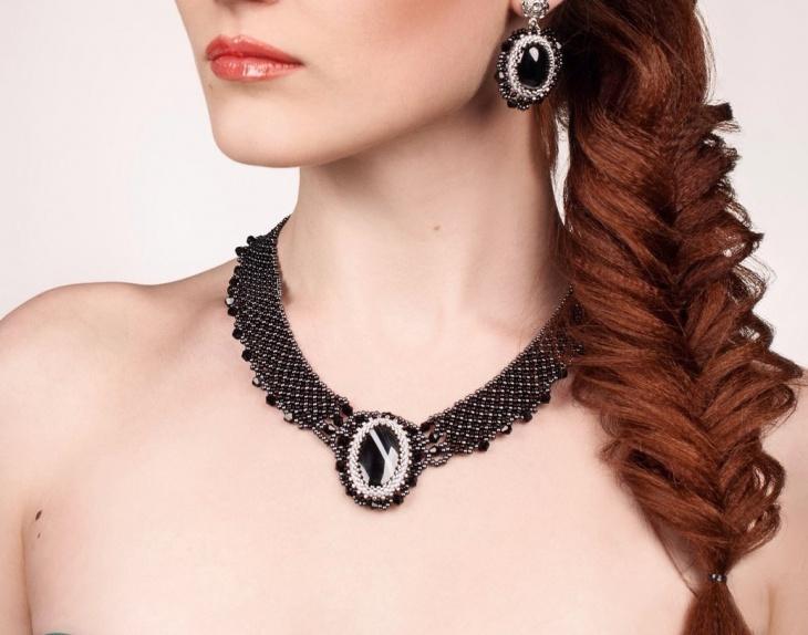 Seed Beadwork Jewelry Design