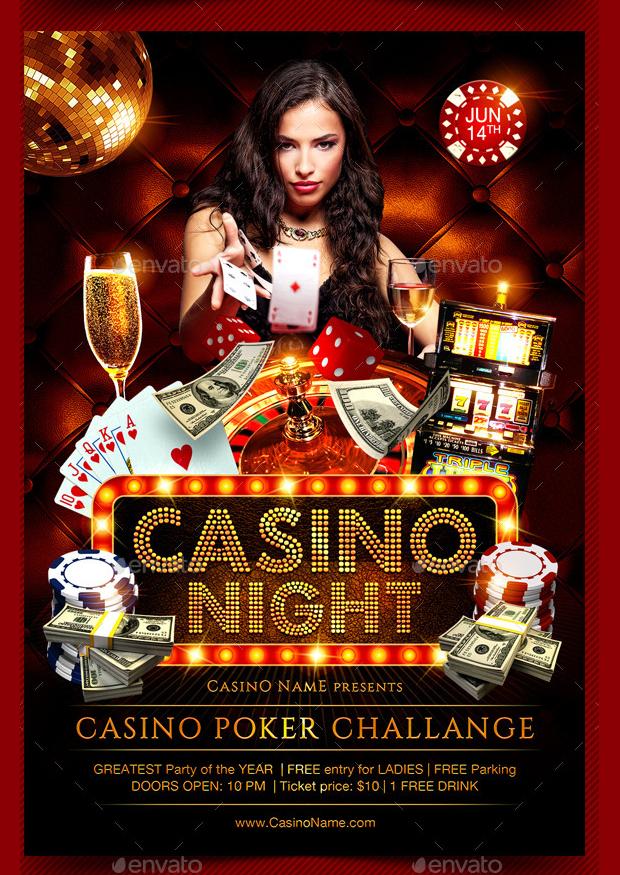 Casino Psd