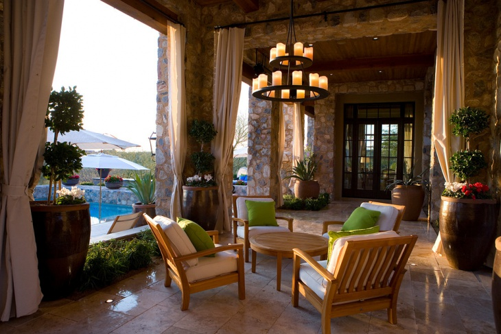16 Outdoor Chandelier Designs Ideas – Candle Chandelier Outdoor